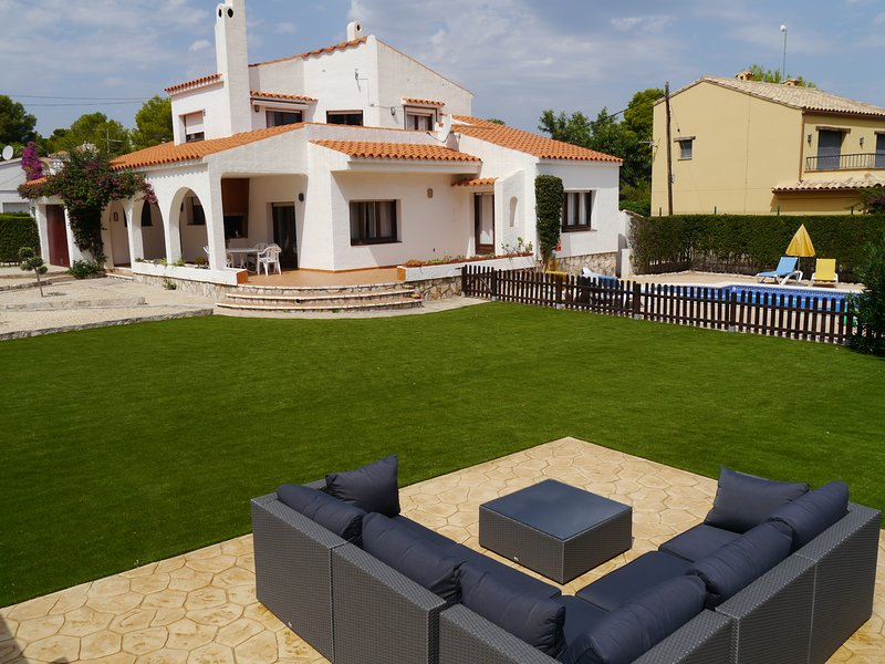 Villa Fleur, holiday rental in Terres de l'Ebre