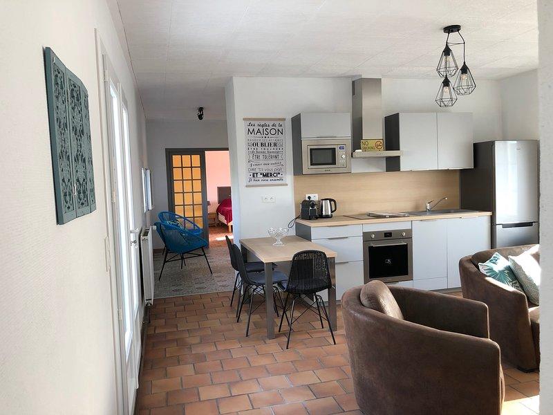 'le Loft' gîte de charme dans l'Essonne, holiday rental in Arbonne-la-Foret