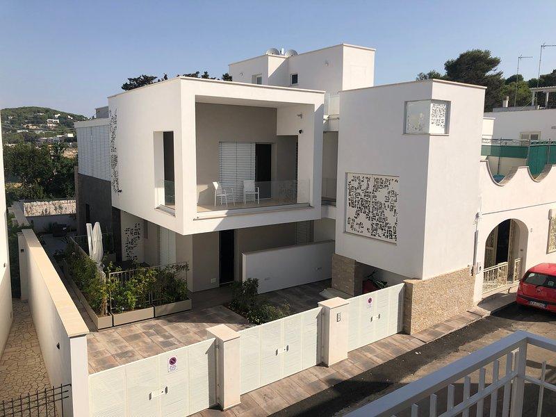 Casa vacanza lungomare, vacation rental in Santa Maria al Bagno