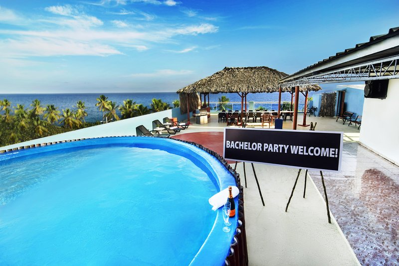 Santo Domingo Bachelor Party Oceanfront Compound FREE BONUSES, holiday rental in Santo Domingo Este