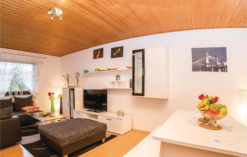 Nice apartment in Frankenau w/ WiFi and 3 Bedrooms (DHE266), holiday rental in Fürstenberg
