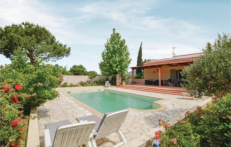 Nice home in Montemaggiore with WiFi, 3 Bedrooms and Outdoor swimming pool (FKO3, holiday rental in Montegrosso