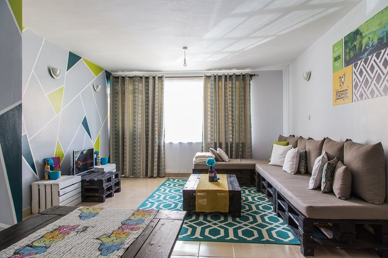 Sefu Furnished Apartments - Lime Green, holiday rental in Mlolongo