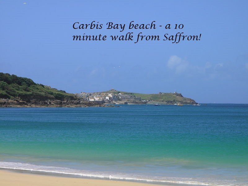 A 2 bedroom holiday let, just 10 minutes walking distance away from the beautiful Carbis bay beach!