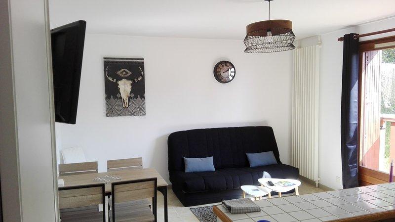 L'appart de Lônes, holiday rental in Le Poizat