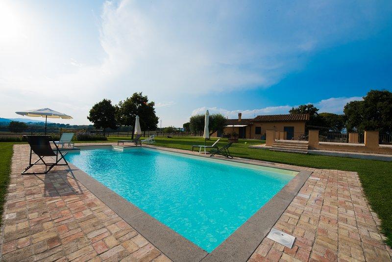 Farmhouse La Ghiga - Green cottage, aluguéis de temporada em Mazzano Romano