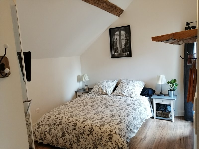 Gîte la petite france 4/6personnes Savigny-les-Beaune, holiday rental in Savigny-les-Beaune