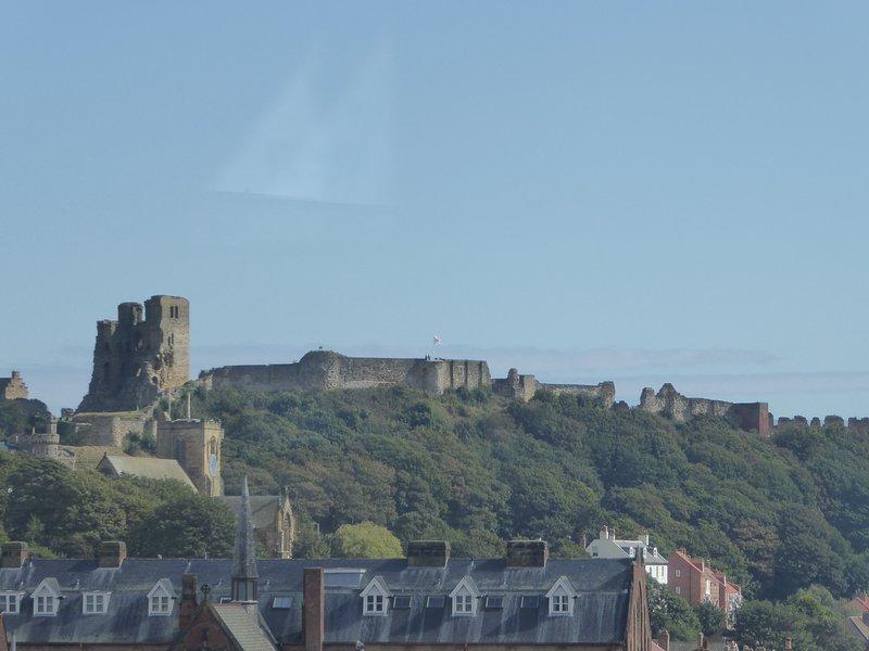 Castle View, central Scarborough, walking distance to beach & North Bay train., location de vacances à Scarborough