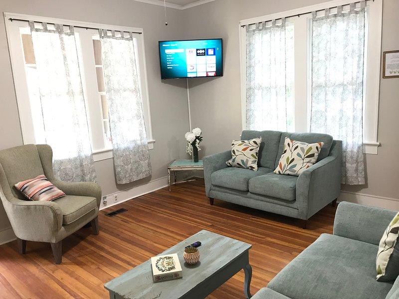 ❤️ Park Suite, 6min to Downtown 13min to Ft Benning❤️❤️, alquiler de vacaciones en Columbus