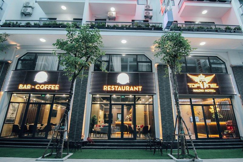 Das Top One Ha Long Hotel ist heute eines der luxuriösesten Hotels in Ha Long und bietet 3-Sterne-Service.