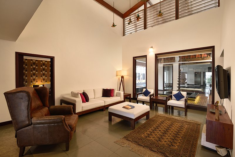 Skyville A by Vista Rooms, holiday rental in Fort Kochi