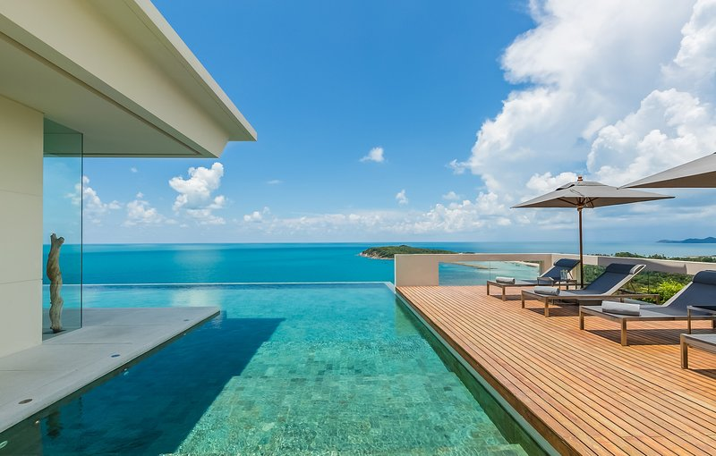 40% OFF Villa Natha Lavish Villa w/ Infinity Pool, Gym, Cinema, vacation rental in Chaweng