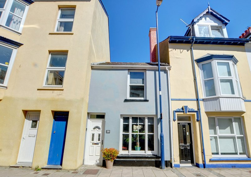Number 20, location de vacances à Aberystwyth