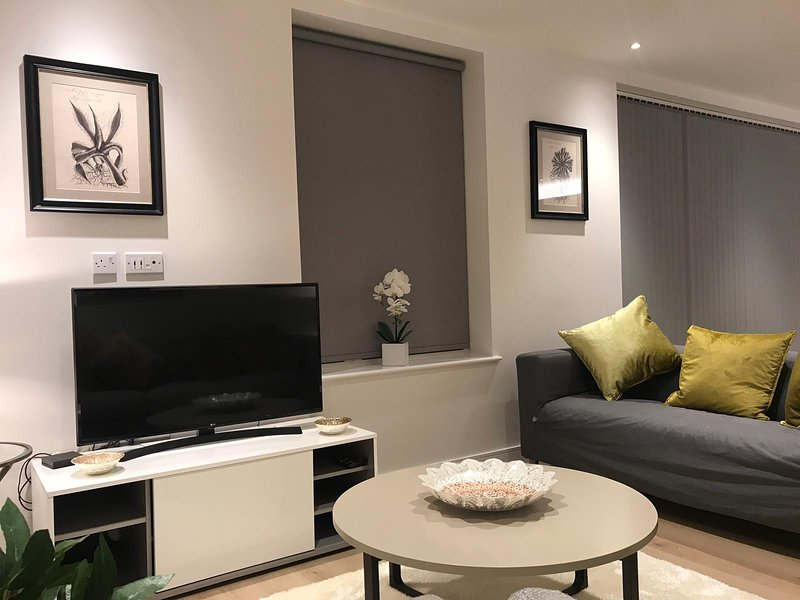 Luxurious 2 bed in Kew Bridge, holiday rental in Kew