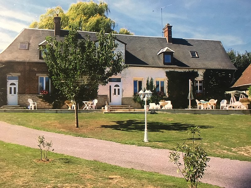 Le Domaine Espaubourg, casa vacanza a Gisors