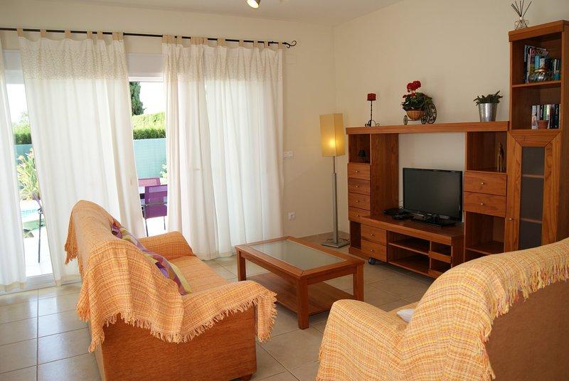 Setla Villa Sleeps 6 with Pool Air Con and WiFi - 5813157 – semesterbostad i El Verger
