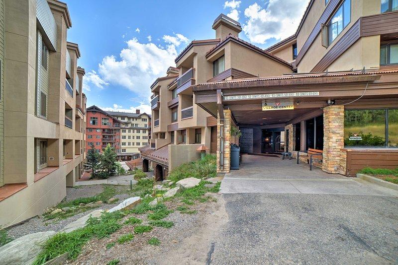 ¡Nunca querrás abandonar este fantástico condominio en la montaña del sur de Colorado!