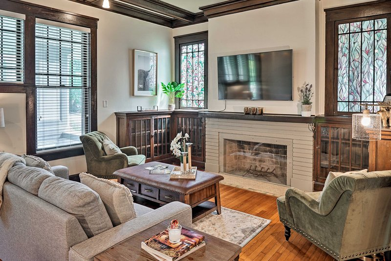 Plan your next Lone Star State getaway to this vacation rental apartment!
