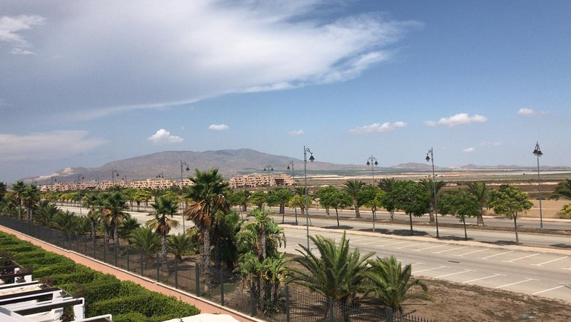 2 Bedroom Apartment Stunning Scenery, holiday rental in Alhama de Murcia