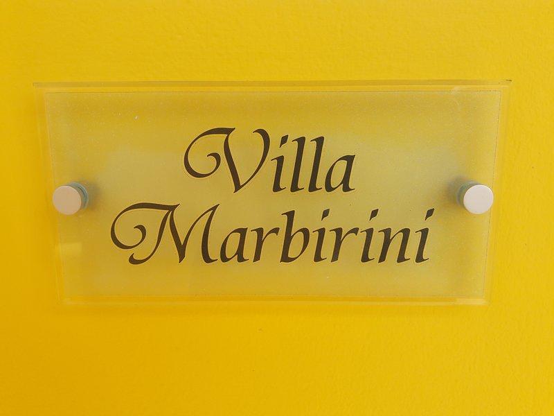 Villa Marbirini