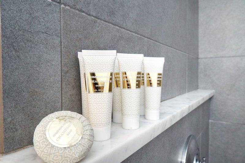 Lo esencial del baño