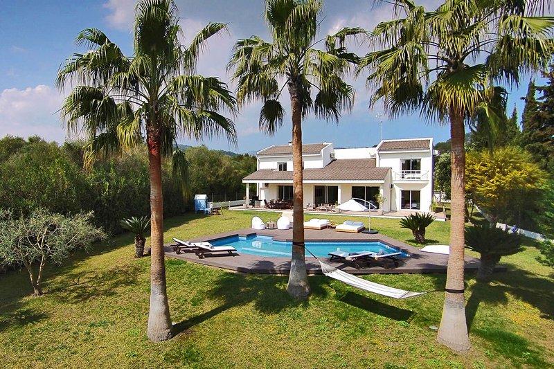 Villa Belinda, aluguéis de temporada em Sa Pobla