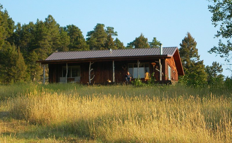 Pioneer Cabin, vacation rental in Martinsdale