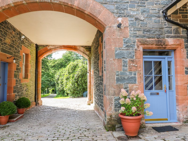 Stable Retreat, Dumfries, holiday rental in Thornhill