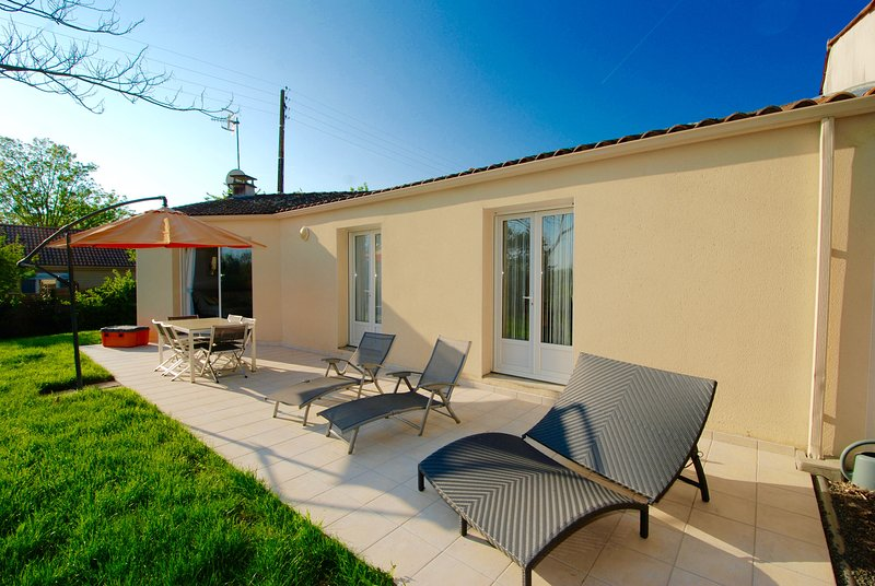 Maison George, holiday rental in Le Champ-Saint-Pere