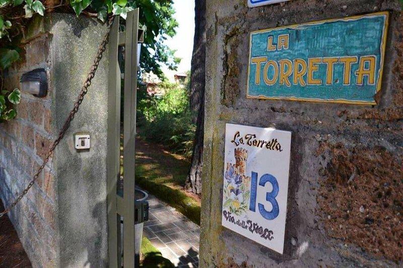 Oasi di relax a due passi dalla via Francigena, holiday rental in Sutri