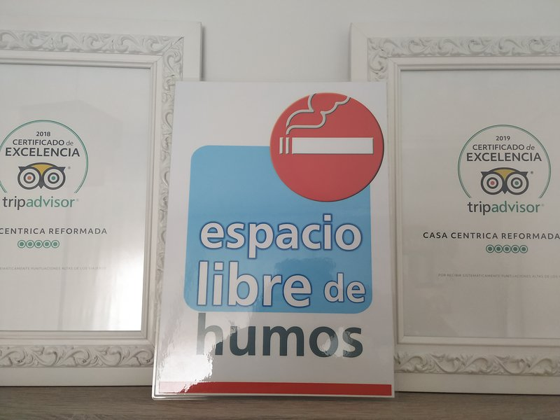 Certificato di Eccellenza 2018 e 2019