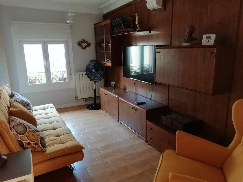 Apartamento Santiago, alquiler de vacaciones en Logroño