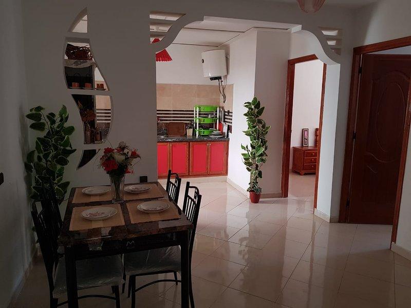 Nice apartment in Oujda, holiday rental in Oujda