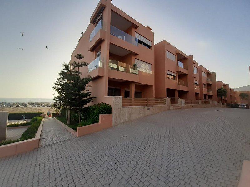 Perfect appartement, location de vacances à Tamraght