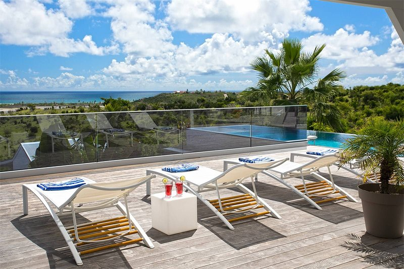 VILLA DISCOVERY... 3BR vacation rental in Mont Vernon, St Martin
