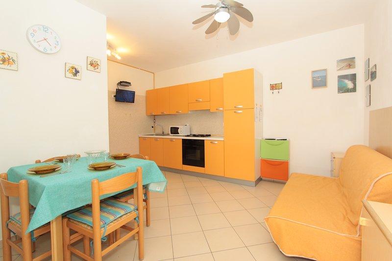 Villette Habitat - HABITAT 81, vacation rental in Porto Garibaldi