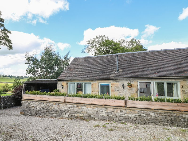 The Old Cow Shed, Alstonefield, holiday rental in Newton Grange