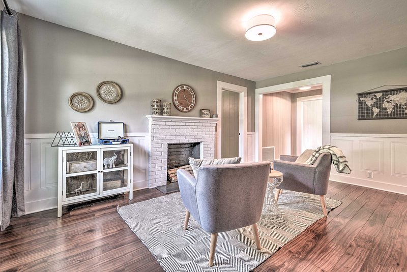 This vacation rental cottage has recently been renovated!