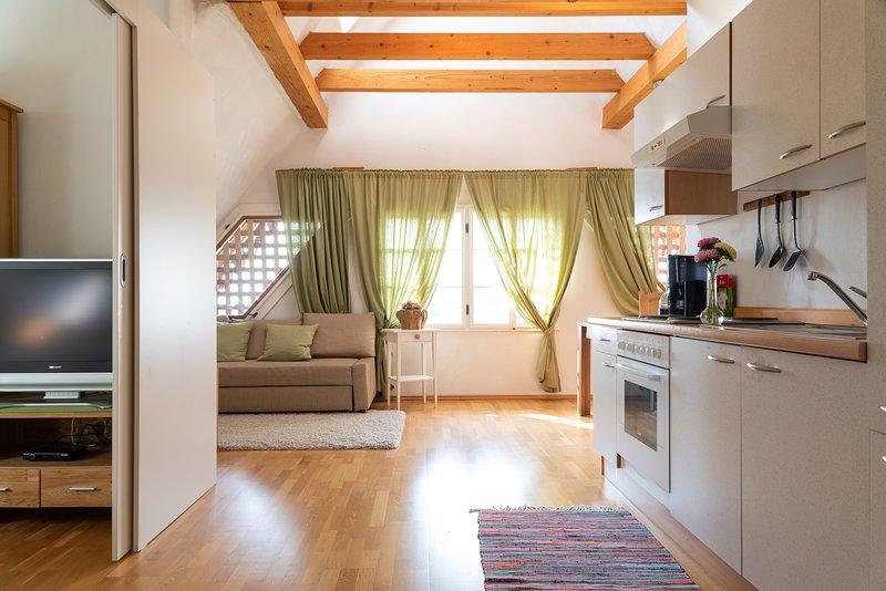 Apartmentwohnung 5 im Haus Ebner, vacation rental in Oberhaag