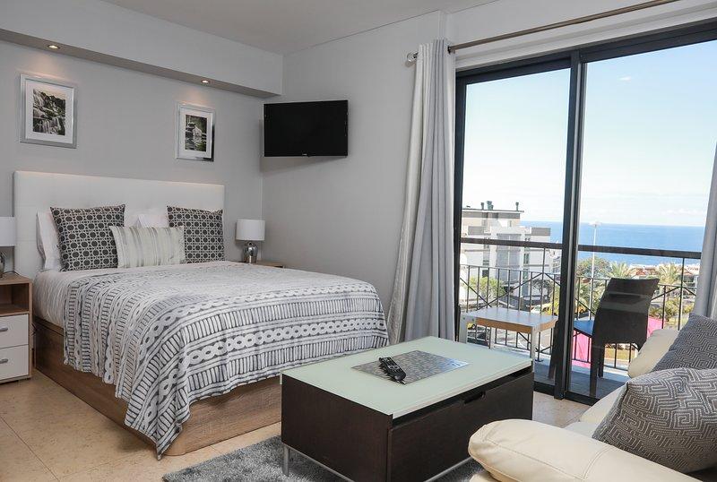 Suite com cama King Size