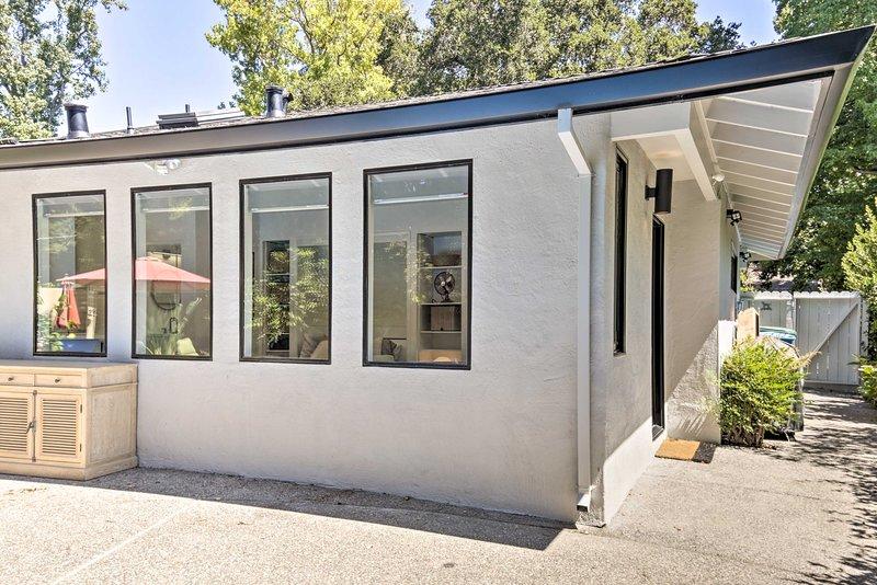 Menlo Park Studio~2 Mi to Stanford University, vacation rental in Palo Alto