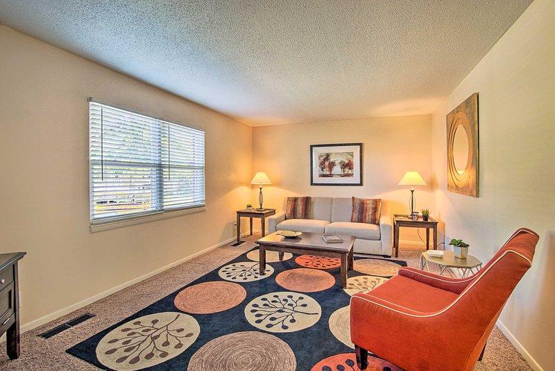 Traga até 4 pessoas para este apartamento de férias.
