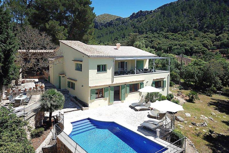 Casa Esmeralda, alquiler de vacaciones en Cala Sant Vicenç