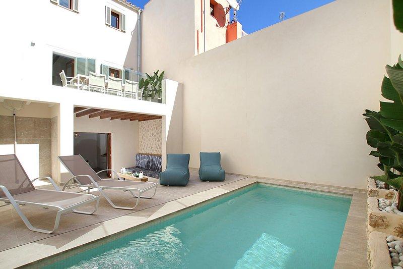 Witty House, alquiler de vacaciones en Pollença