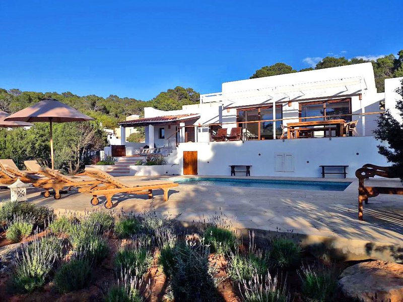 Sunset Villa, casa vacanza a Cala Comte