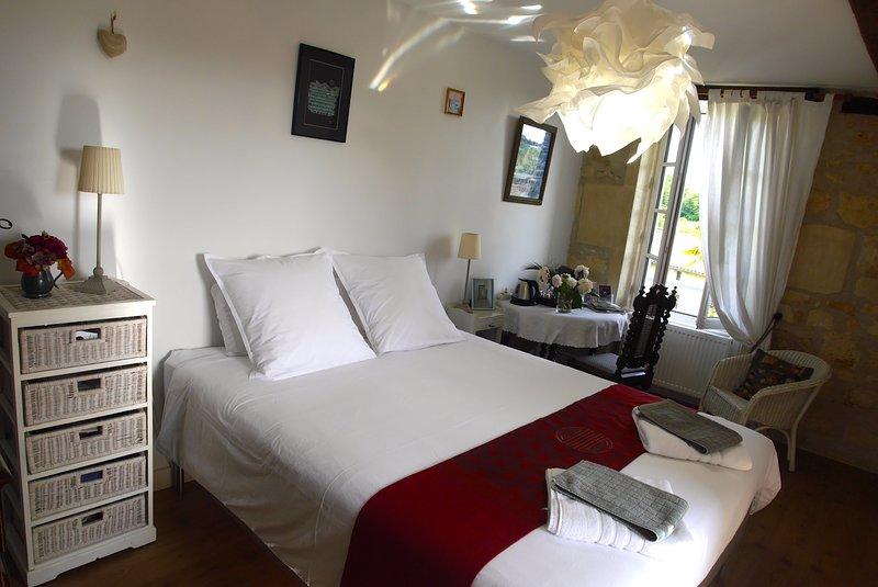 Chambres d'hôtes B&B en Saintonge Romane, alquiler vacacional en Brives-sur-Charente