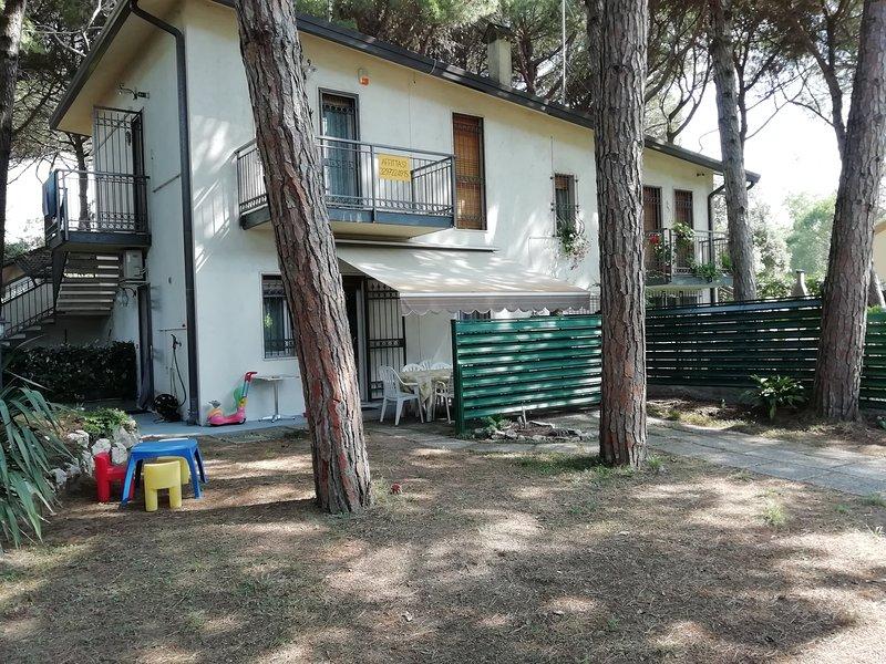 ANCORA Trifoglio, alquiler de vacaciones en Jesolo