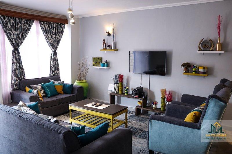 Diktta Home, holiday rental in Mount Kenya National Park