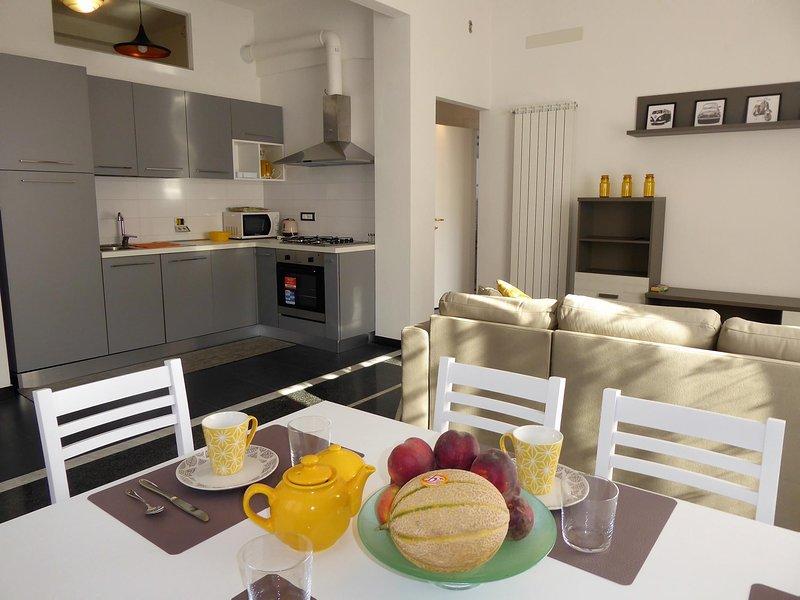 ILA3903 La Casa Del Merlo, vacation rental in Sestri Levante