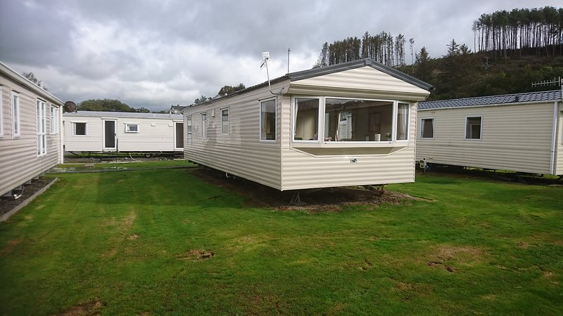 Willerby Vacation Park Home, holiday rental in Borth